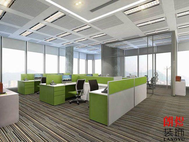 这个三个办公室装修常识,是一定要考虑到的
