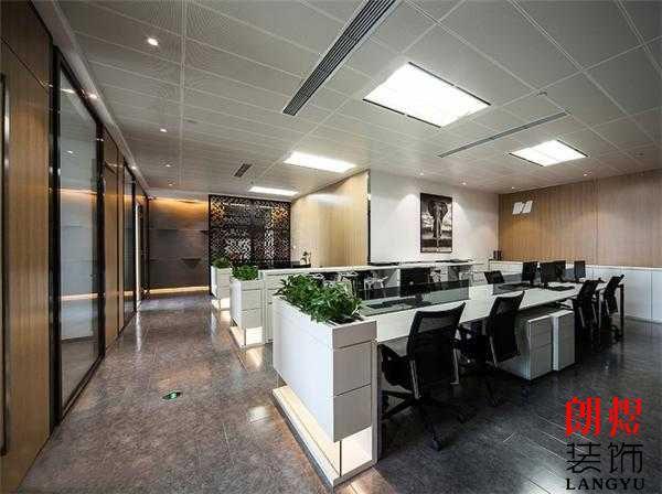 办公室装修设计小技巧,小面积装修出大空间
