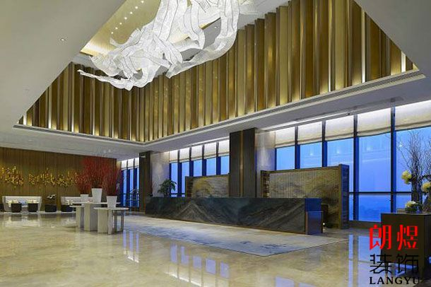 酒店大厅装修设计