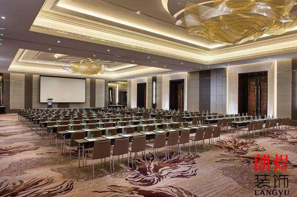 酒店装修时如何做好公共区域多功能设计?