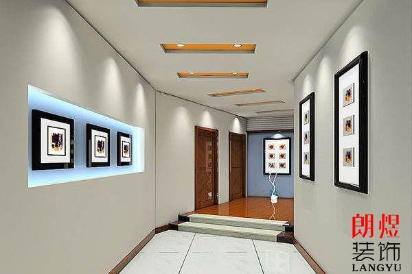 办公室装修墙面装饰