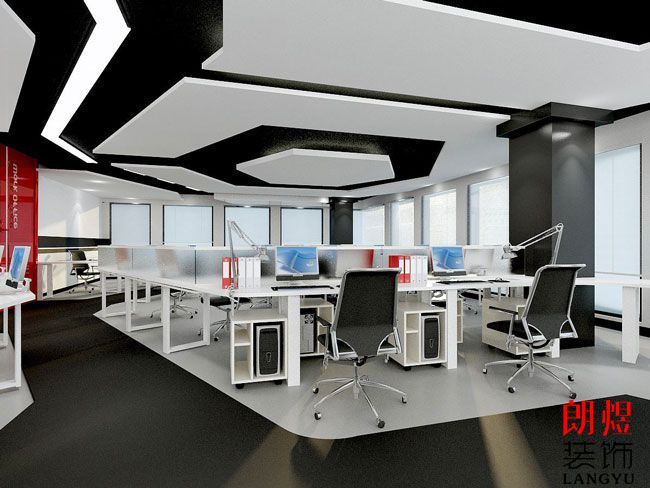 办公室装修如何选择正确的设计风格?