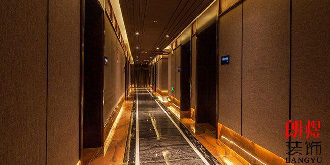 商务型酒店设计走廊