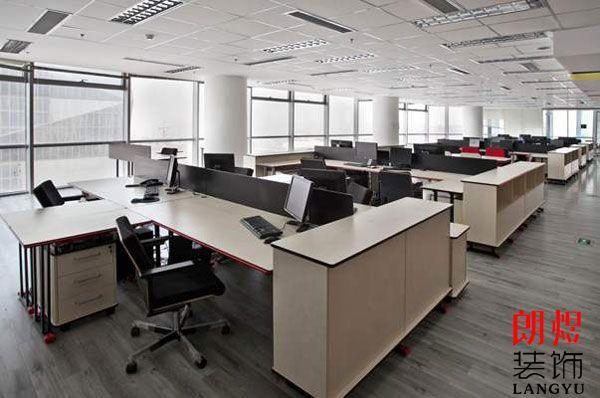 办公室装修设计如何选择合适的家具?