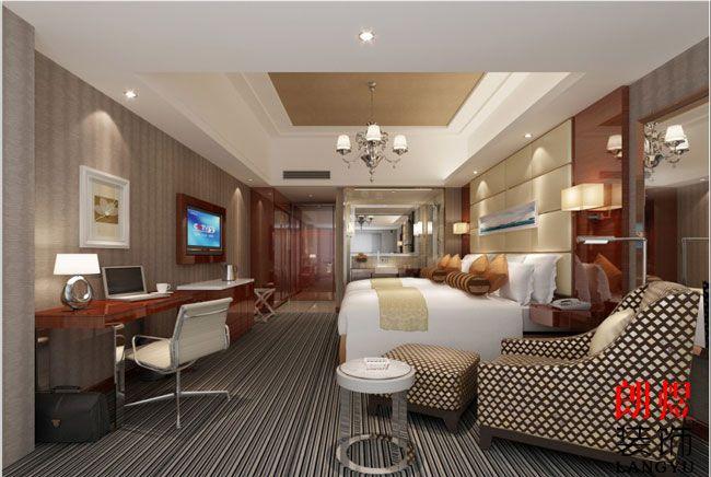酒店客房装修设计的三个基本原则