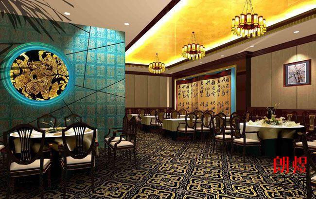酒店装修如何应用适合的壁纸设计