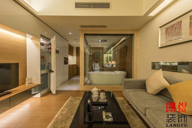 公寓式酒店装修设计