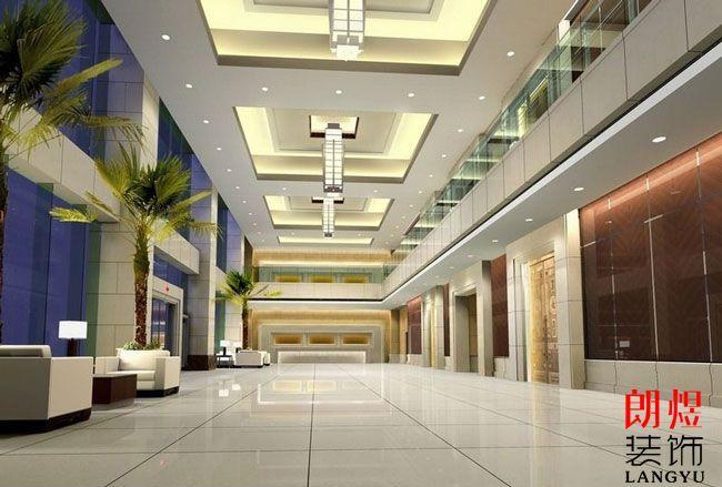 酒店大堂灯光设计