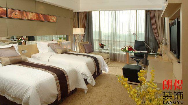 小型宾馆装修设计客房