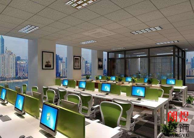 小办公室装修设计
