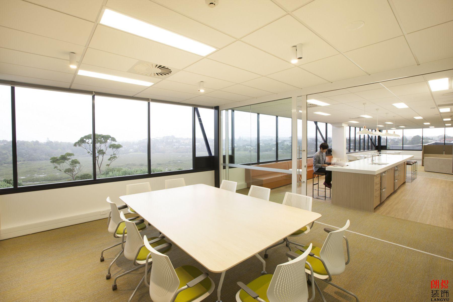 成都办公室如何装修?办公室空间这样设计更合理