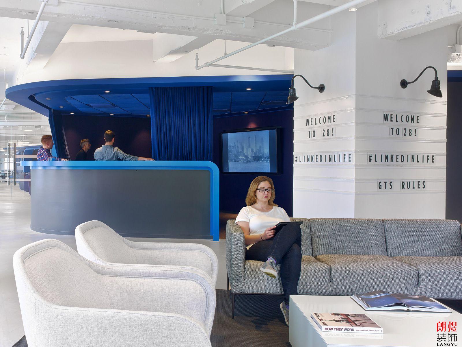办公室装修更需要企业文化的