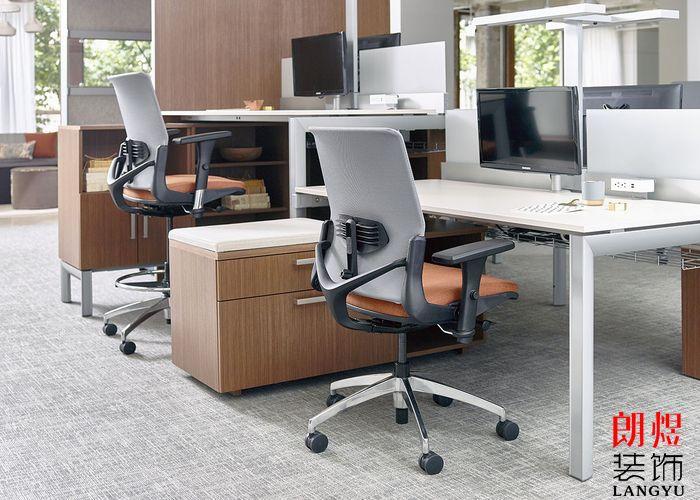 40平米办公室装修