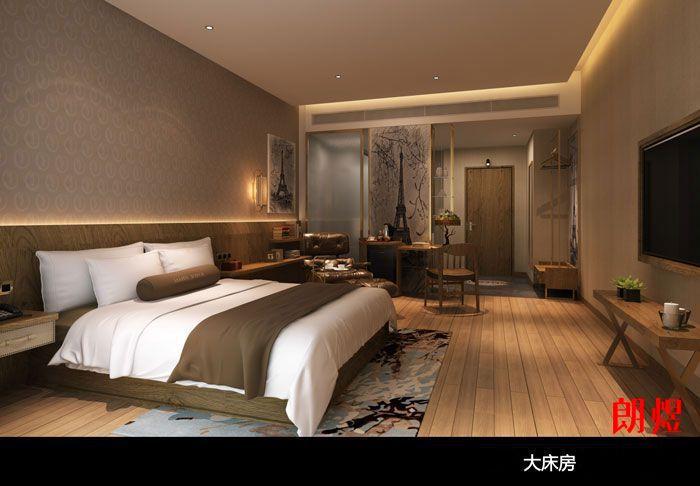酒店装修一间房大概要多少钱