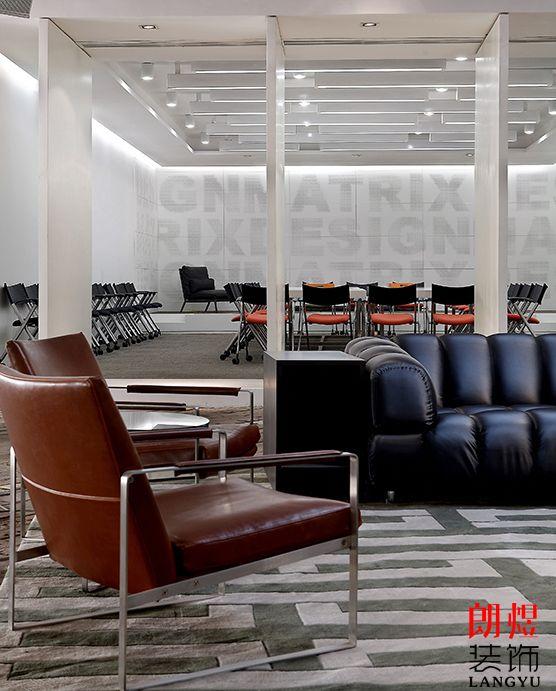 公寓型办公室装修案例