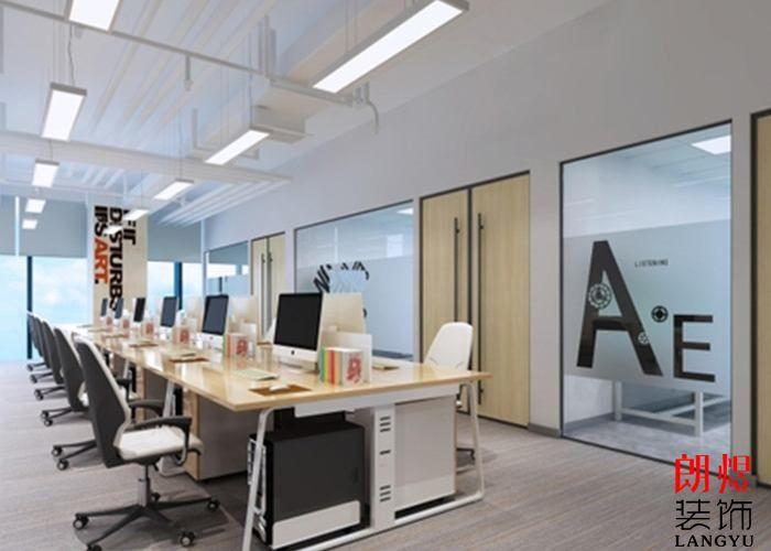 成都小型办公室装价格差异大吗?