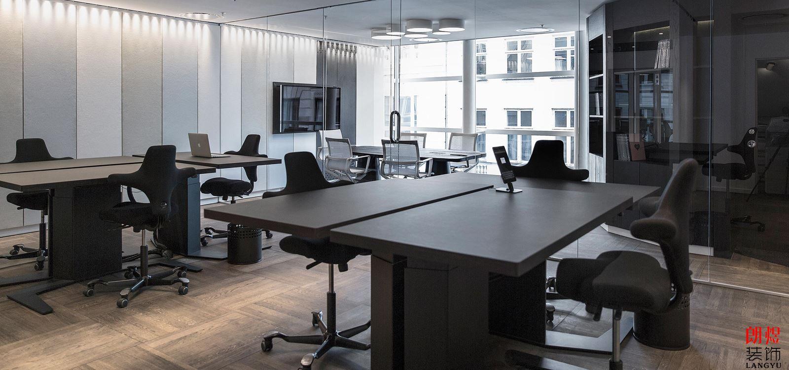 小型办公室设计找谁做 怎么做好看?
