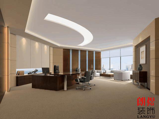 办公室墙面装修:办公室原始毛坯墙怎么装修?