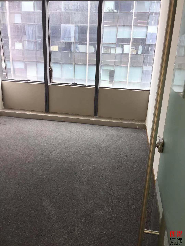 成都公装公司_四川旅投装修设计实景图