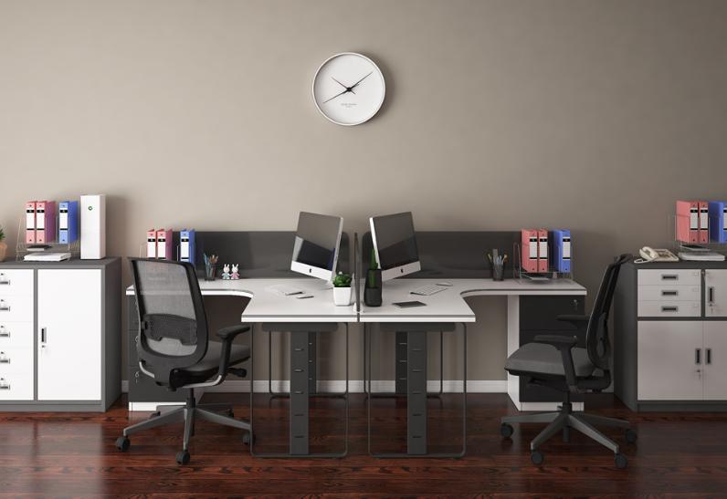 成都公装公司告诉您公装装修和家装装修哪个难?_办公室效果图