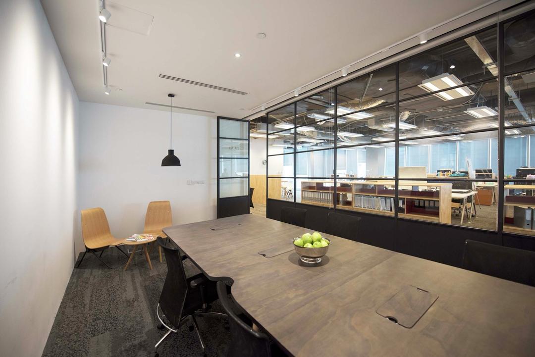 成都公装公司告诉您五种流行的办公室装修风格引请的