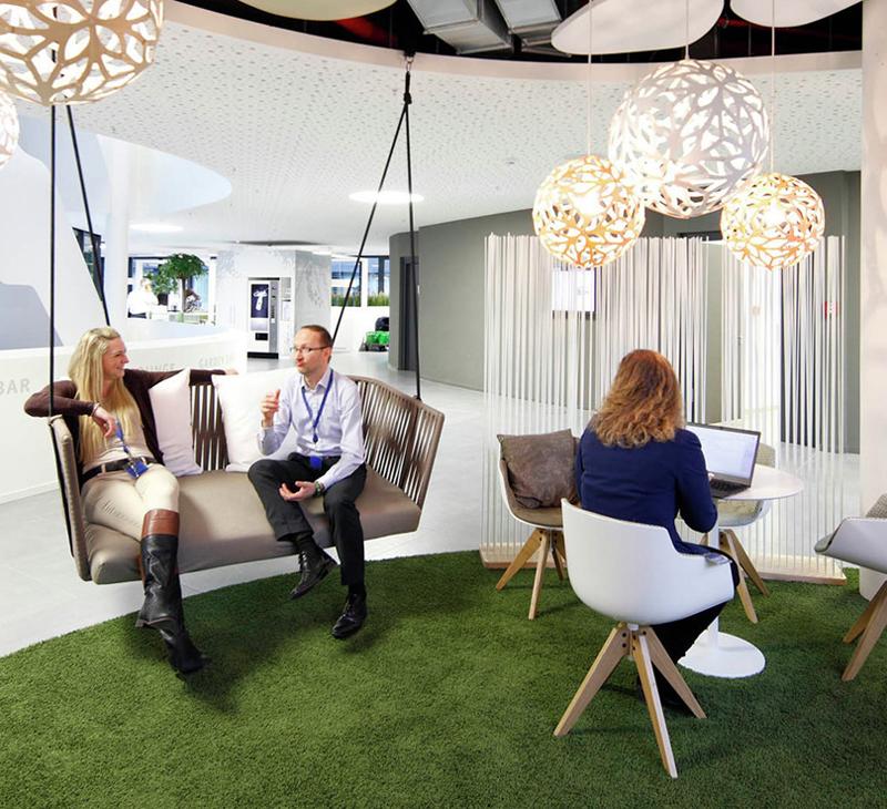 公装公司,办公室风水植物