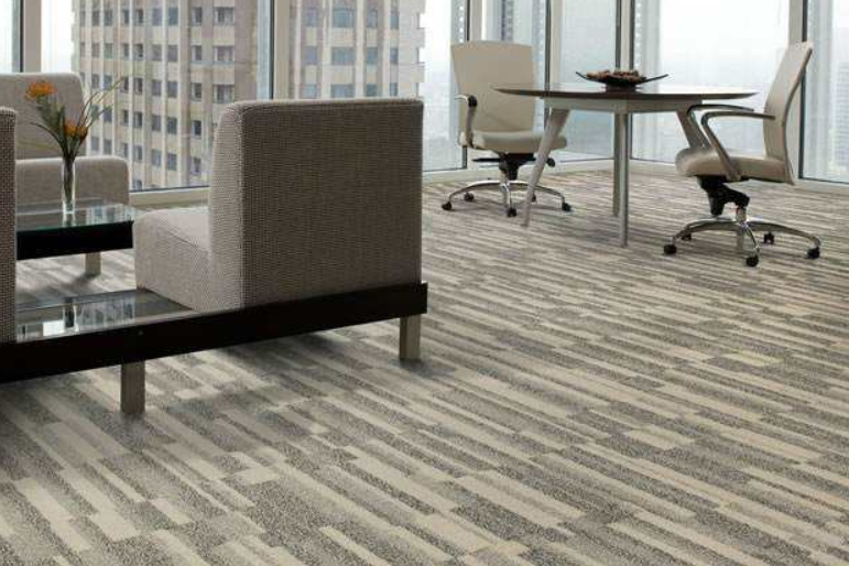 成都地毯装修办公室装饰效果图
