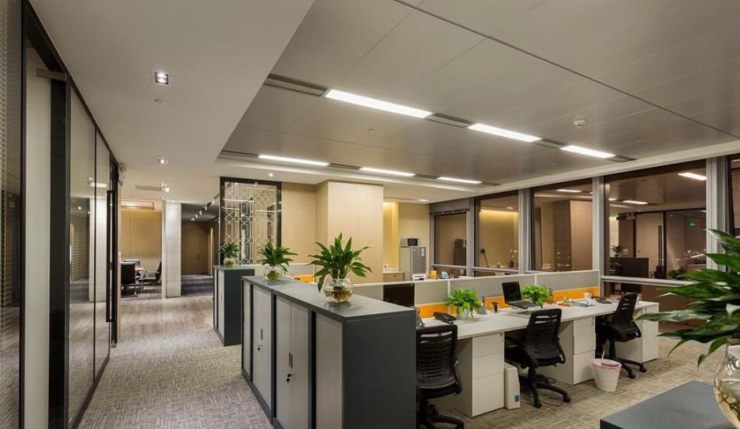 成都培训学校办公室装修怎么设计?
