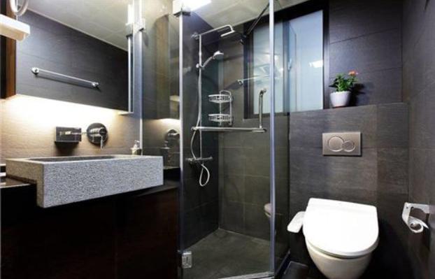 成都小型洗手间酒店装修效果图
