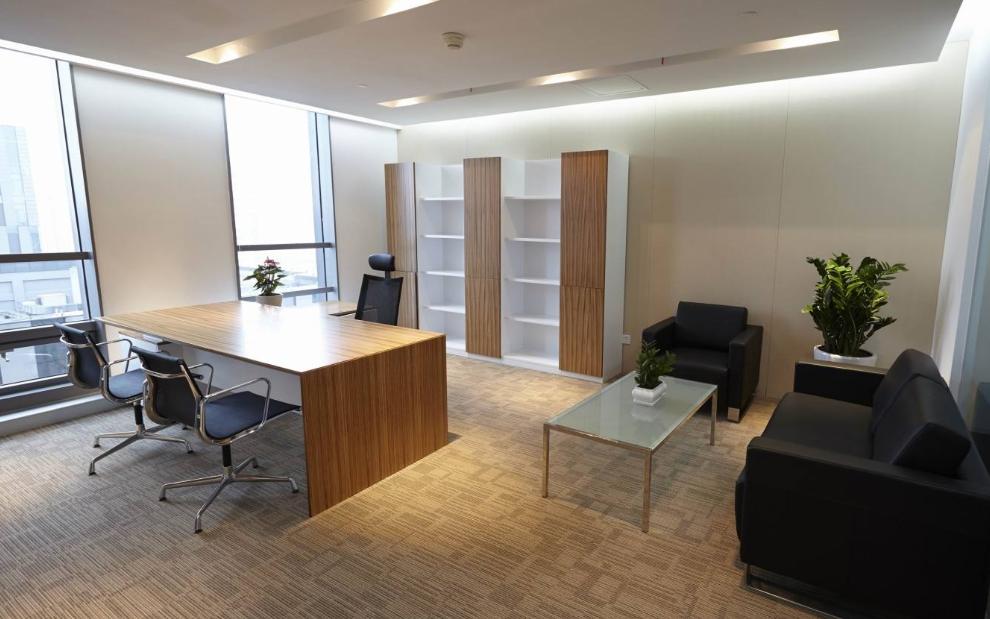 受欢迎的成都办常见公室装修风格设计