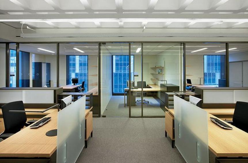 成都办公室装修设计要综合考虑布局