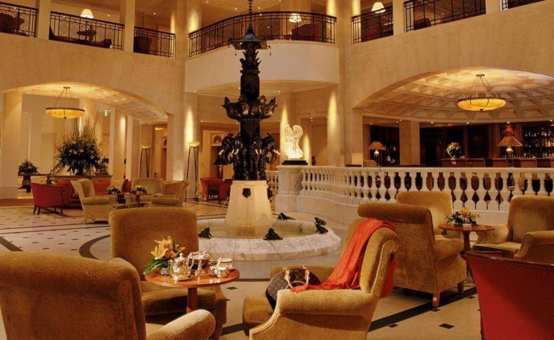 成都高端酒店装修设计现代风格效果图鉴赏