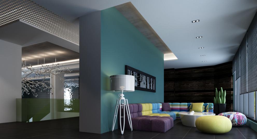 成都国际商务酒店装修设计效果图