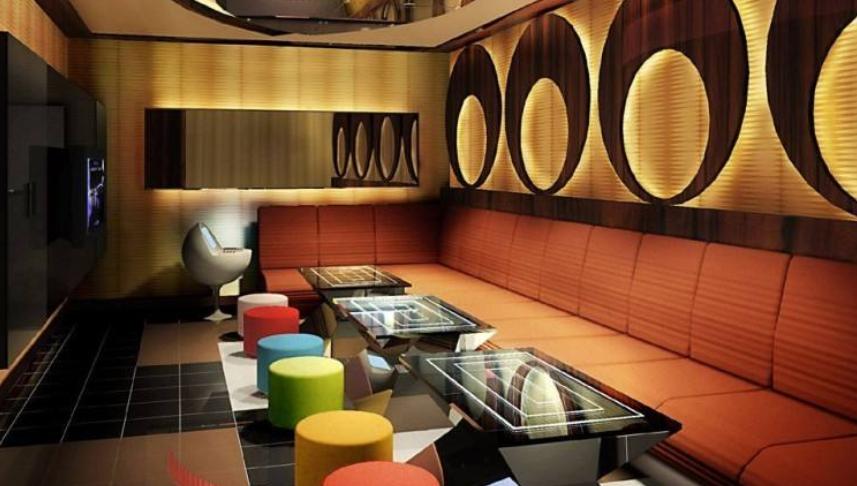 配套科技KIV酒店装修设计效果图
