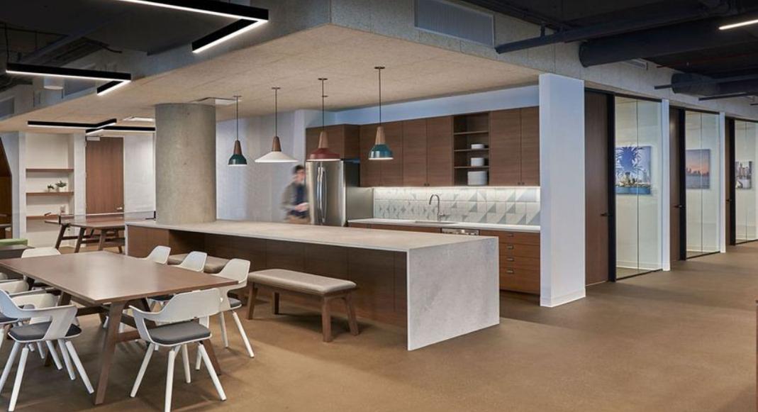 最新消息成都市小办公室改造装饰效果图赏析