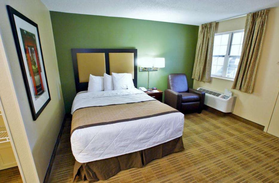 长住型酒店室内装修效果图鉴赏