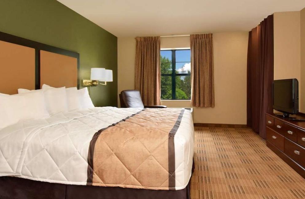 长住型酒店卧室装修效果图鉴赏
