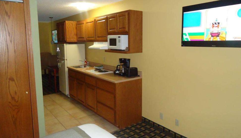 长住型酒店厨房装修效果图鉴赏