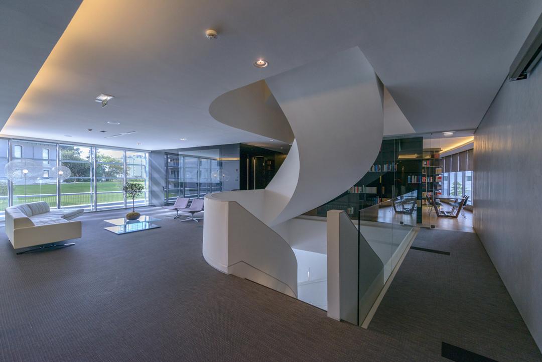 500平办公室翻新改造效果图鉴赏