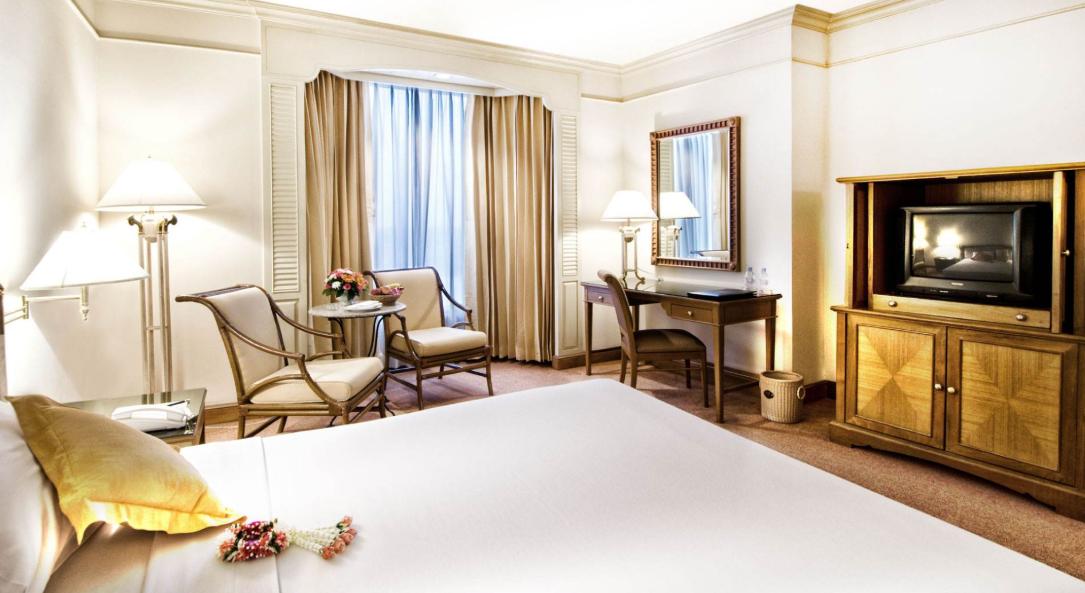 酒店客房装修设计被忽略的细节-卧室