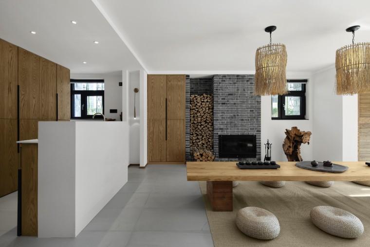 极简风格的小型工作室装修案例