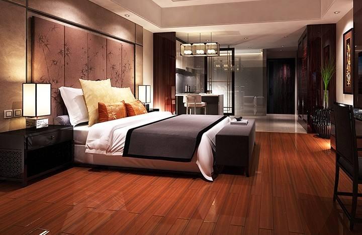 酒店装修专用地板材料