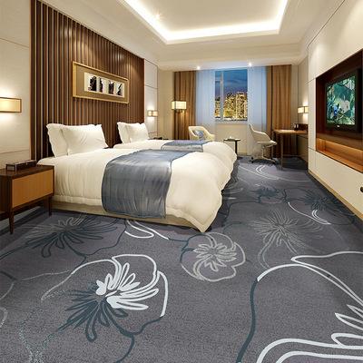 酒店客房装修地毯专用材料