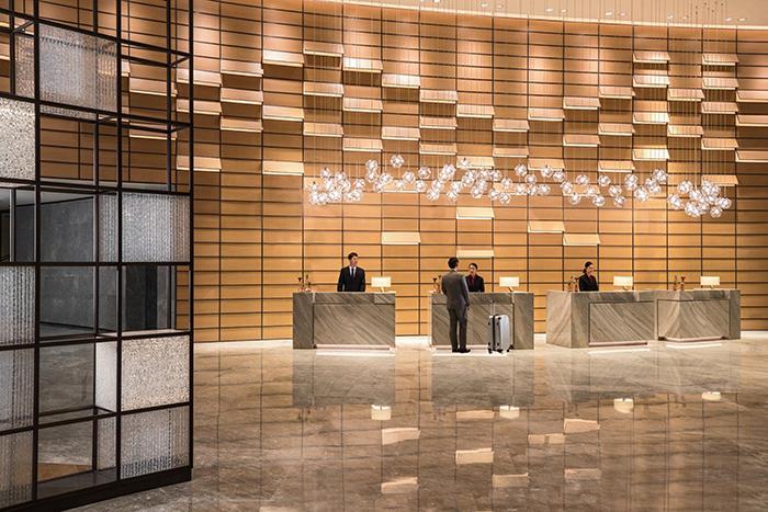 酒店室内墙面使用什么装修材料上档次?