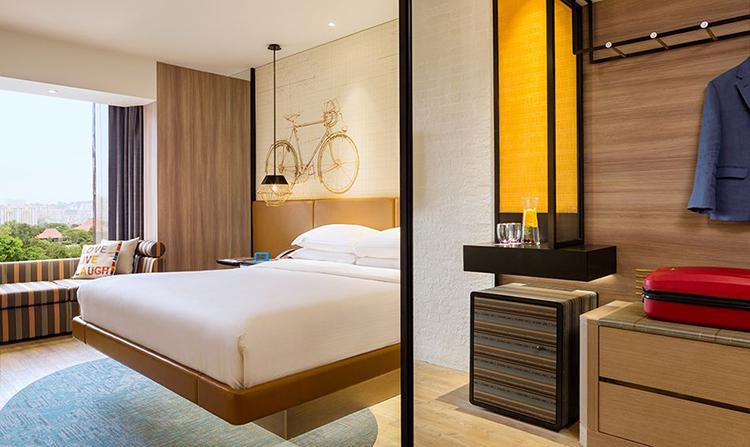 酒店客房装修软装搭配