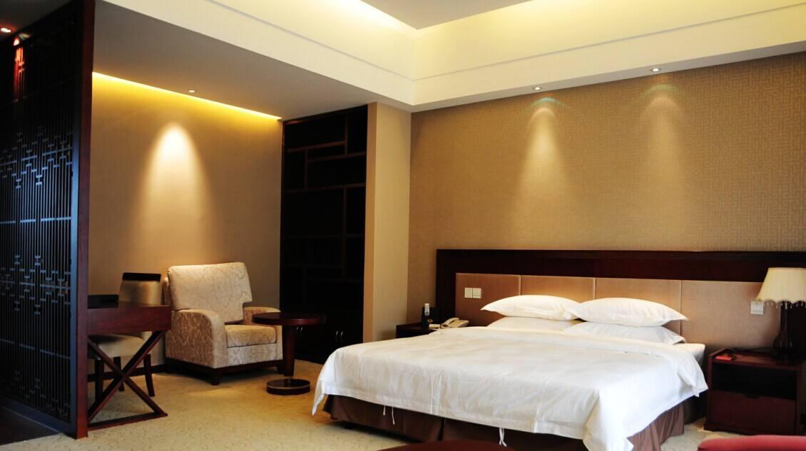 酒店房间装修效果图