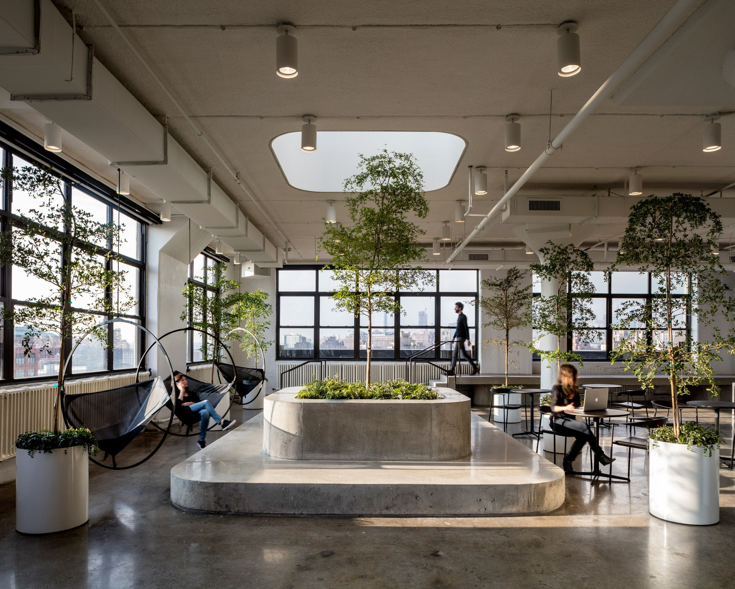 大型办公室和小型办公室分别应该如何装修?