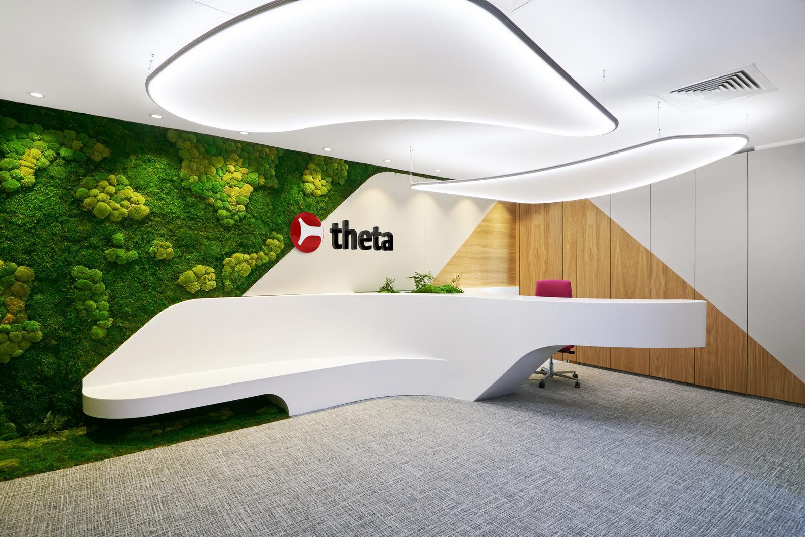 办公室设计时如何突显企业文化的外在形象?