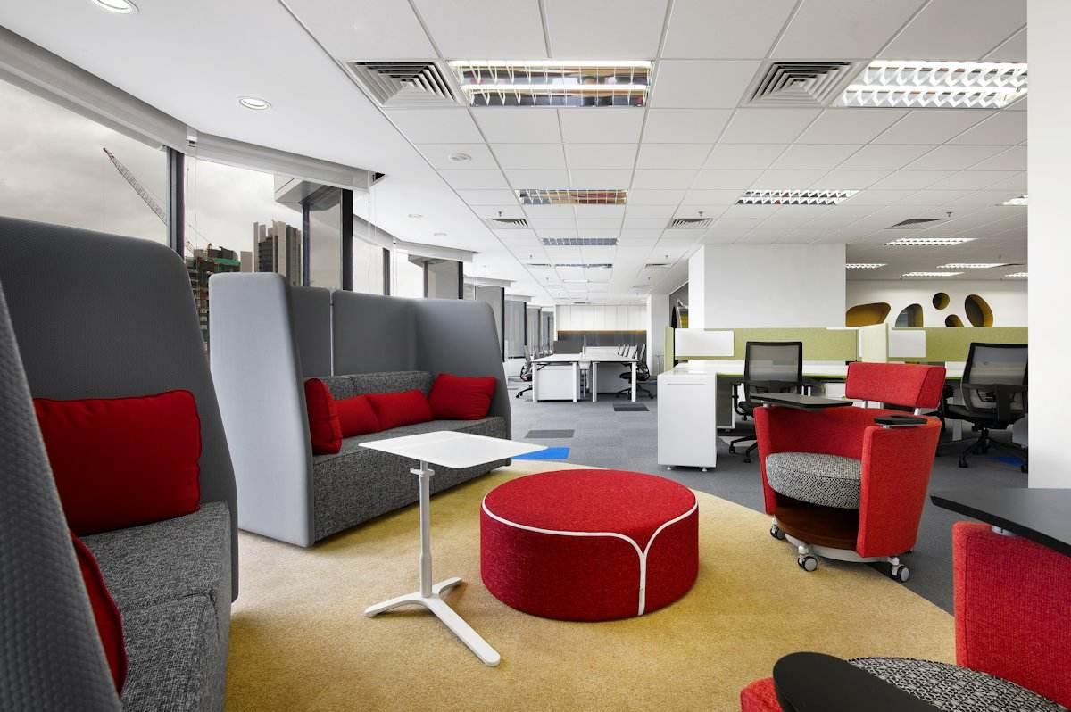 超实用的办公室装修设计方法