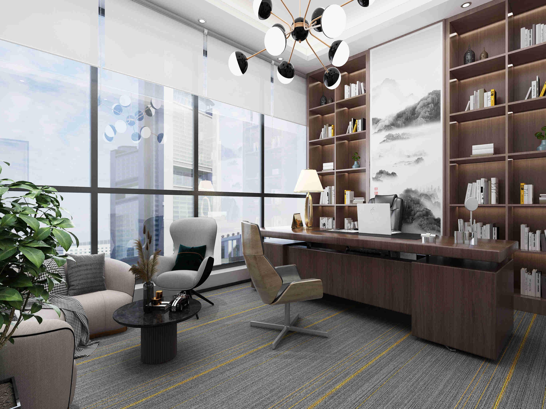 办公室装修吊顶有哪几种?吊顶高度设置多少合适?